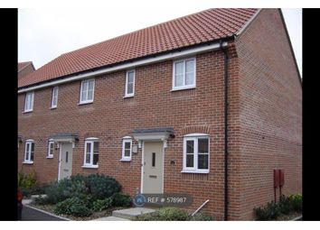 Thumbnail 2 bedroom end terrace house to rent in Morar Drive, Attleborough