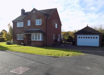 Thumbnail 3 bed detached house for sale in Blore Close, Ashbourne
