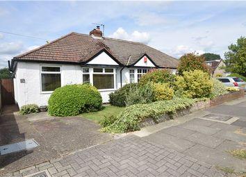 Thumbnail 2 bedroom semi-detached bungalow for sale in Renton Drive, Orpington, Kent