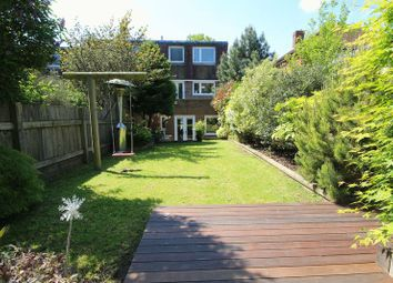 Thumbnail 4 bed town house for sale in Yew Tree Court, Littlebourne, Canterbury