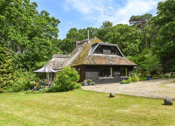 Thumbnail 4 bed detached house for sale in Dock Lane, Beaulieu, Brockenhurst, Hampshire