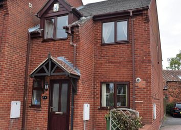 Thumbnail 2 bed town house for sale in The Old Market, Manley Gardens, Brigg