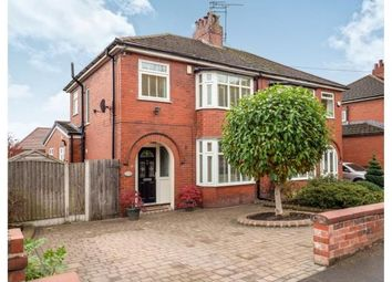 Thumbnail 3 bedroom semi-detached house for sale in Hilton Lane, Worsley, Manchester, Greater Manchester