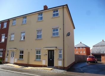 Thumbnail 4 bedroom property to rent in Clematis Way, Wymondham