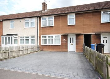 Thumbnail 3 bed terraced house for sale in Aston Road, Littleover, Derby