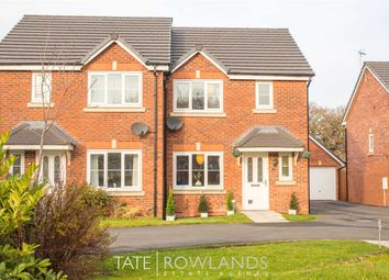 Thumbnail 3 bed semi-detached house for sale in Bilberry Grove, Buckley