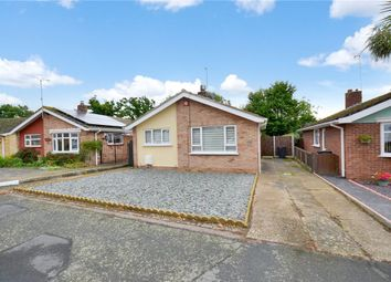 Thumbnail 2 bedroom bungalow for sale in Carisbrooke Avenue, Clacton-On-Sea, Essex