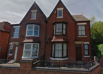 Thumbnail 1 bedroom flat to rent in 22-24 Watson Road, Worksop, Nottinghamshire