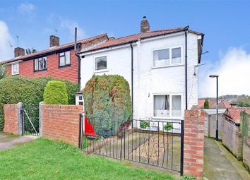 Thumbnail 3 bed end terrace house for sale in Dombey Close, Rochester, Kent