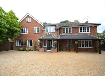 Thumbnail 5 bed detached house for sale in Rectory Road, Wokingham, Berkshire