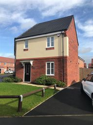 Thumbnail 3 bed semi-detached house for sale in Mustang Close, Hucknall, Nottingham