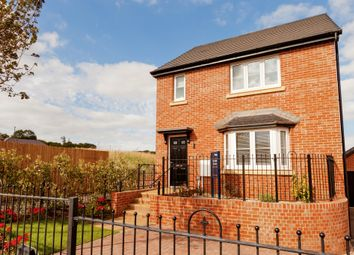 Thumbnail 3 bed detached house for sale in Awel Y Mor, Sketty, Swansea