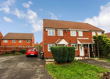 Thumbnail 2 bed semi-detached house for sale in Fulford Road, Leicester