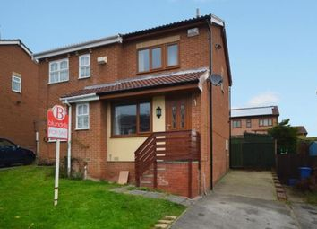 Thumbnail 2 bedroom semi-detached house for sale in Dowland Avenue, High Green, Sheffield, South Yorkshire