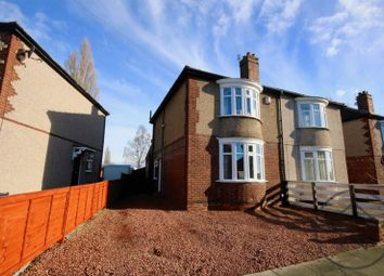 Thumbnail 2 bed semi-detached house for sale in Estoril Road, Darlington
