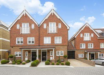 Sovereign Place, Tunbridge Wells TN4. 3 bed semi-detached house