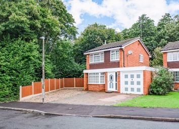 Thumbnail 3 bed detached house for sale in Berkeley Close, Redditch