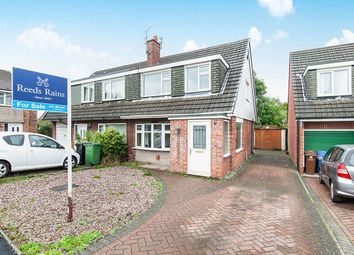 Thumbnail 3 bed semi-detached house for sale in Dunster Close, Hazel Grove, Stockport
