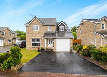 Thumbnail 4 bed detached house for sale in Finsbury Close, Dinnington, Sheffield