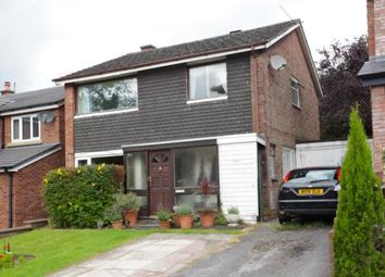Thumbnail 4 bed detached house for sale in West Bank, Alderley Edge, Cheshire