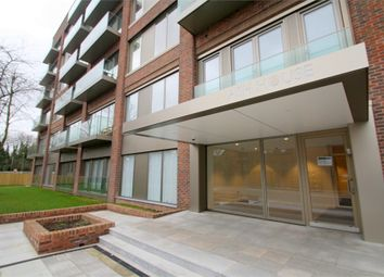 Thumbnail 1 bedroom flat to rent in Ash House, Fairfield Avenue, Staines-Upon-Thames, Surrey