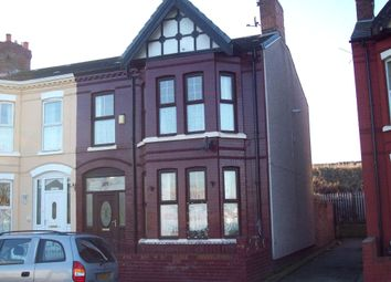 4 bed end terrace house for sale in Hornby Road, Bootle, Liverpool, Merseyside L20