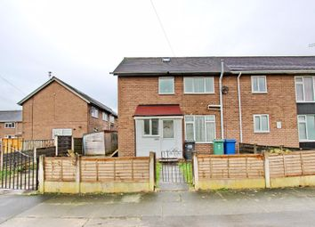 Thumbnail 2 bed semi-detached house for sale in Calder Crescent, Whitefield, Manchester