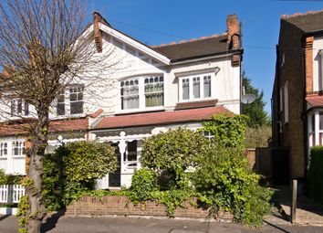 Thumbnail 3 bed semi-detached house for sale in Stanton Road, London