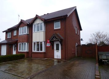 Thumbnail 3 bed property to rent in Warbler Place, Kidderminster