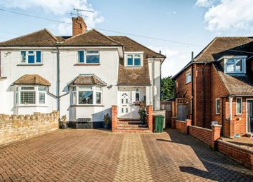 Thumbnail 3 bed semi-detached house for sale in The Greenway, Mill End, Rickmansworth