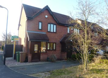 Thumbnail 2 bed terraced house to rent in Enville Close, Bloxwich, Walsall