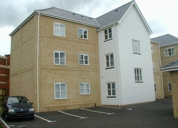 Thumbnail 2 bed flat to rent in Mascot Square, Colchester, Essex