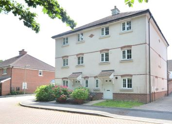 Thumbnail 4 bed town house to rent in Cowslad Drive, Chineham, Basingstoke