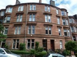 Thumbnail 2 bedroom flat to rent in Grantley Gardens No 8 Flat 1/1, Glasgow