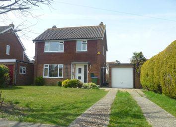 Thumbnail 3 bed detached house to rent in Merton Close, West Meads, Bognor Regis