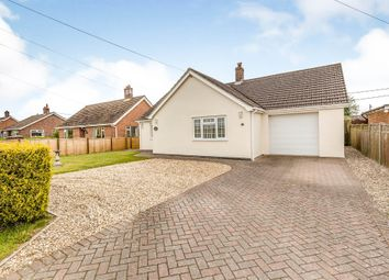 Thumbnail 3 bed detached bungalow for sale in Foundry Corner, Attleborough