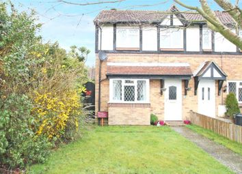 Thumbnail 3 bed end terrace house for sale in Biscay Close, Littlehampton, West Sussex