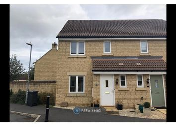 Thumbnail 3 bed semi-detached house to rent in Poole Road, Malmesbury