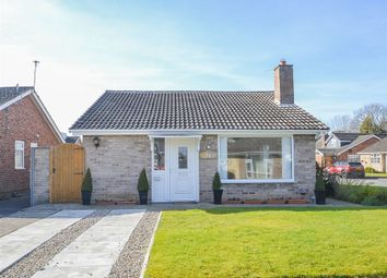 Thumbnail 2 bed detached bungalow for sale in De Grey Place, Bishopthorpe, York