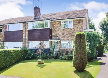 Thumbnail 2 bed flat for sale in Stonepark Drive, Forest Row, East Sussex