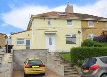 Thumbnail 3 bedroom semi-detached house for sale in Ponsford Road, Knowle Park, Bristol