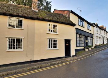 Thumbnail 1 bed terraced house for sale in Fishmarket Street, Thaxted, Dunmow