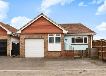 Thumbnail 2 bedroom detached bungalow for sale in Well Road, Pagham, Bognor Regis