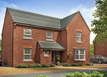 """Thumbnail 5 bed detached house for sale in """"Manning"""" at Station Road, Grove, Wantage"""