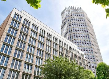 Thumbnail 1 bed flat for sale in Conquest Tower, Blackfriars Circus, London