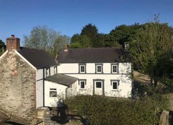 Thumbnail 4 bed farmhouse for sale in Llanfyrnach