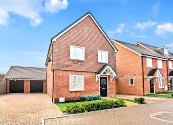 Thumbnail 4 bed property for sale in Templars Drive, Strood, Kent