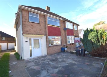 Thumbnail 3 bedroom semi-detached house for sale in Chafford Way, Chadwell Heath, Romford