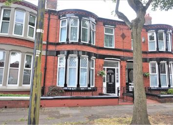Thumbnail 3 bed terraced house for sale in Bowden Road, Liverpool