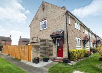 Thumbnail 2 bed end terrace house for sale in Cardiff Place, Bassingbourn, Royston